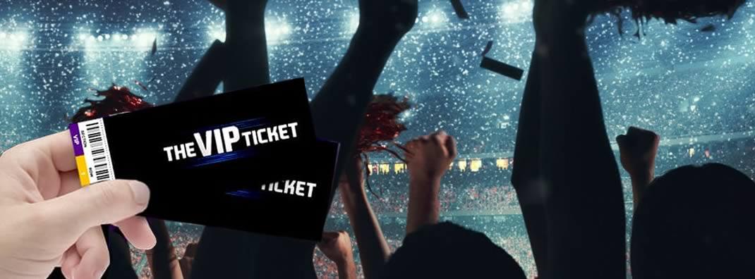 VIP Ticket Event