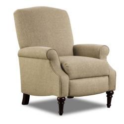 Simmons Upholstery Hi Leg Recliner
