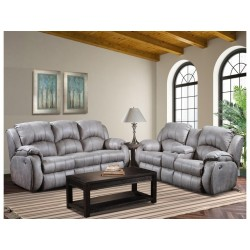 Cagney Reclining Sofa Collection by Southern Motion