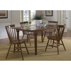 Creations Butterfly Leaf 5 pc Table