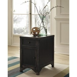 Gavelston Drawered End Table