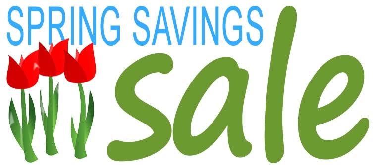Cole's Spring Savings Sale