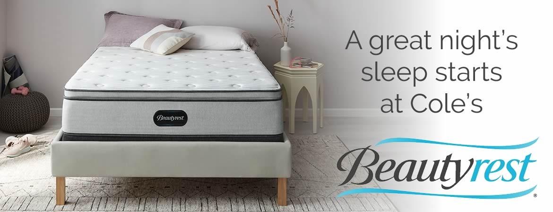 Simmons Beautyrest mattresses
